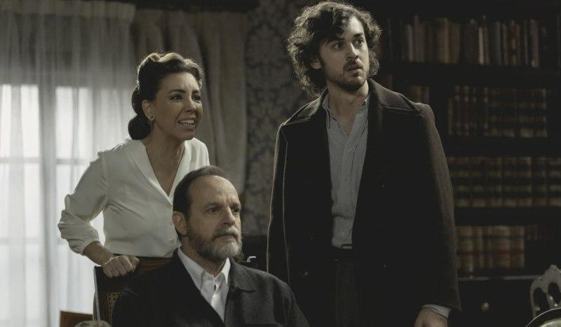 Raimundo Emilia e Matias Ne Il Segreto: Credits Mediaset