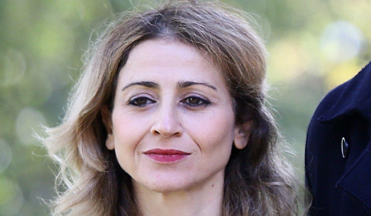 Aglalia Mora Interpreta la Dottoressa Barresi Ne Il Commissario Montalbano 2021 (Il Metodo Catalanotti). Credits: Ernesto Ruscio/Getty Images