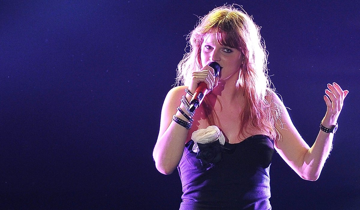 Chiara Galiazzo a X Factor Credits: Stefania D'Alessandro/Getty Images