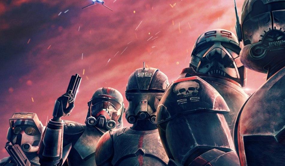 Star Wars The Bad Batch, la serie tv. Credits: Disney Plus