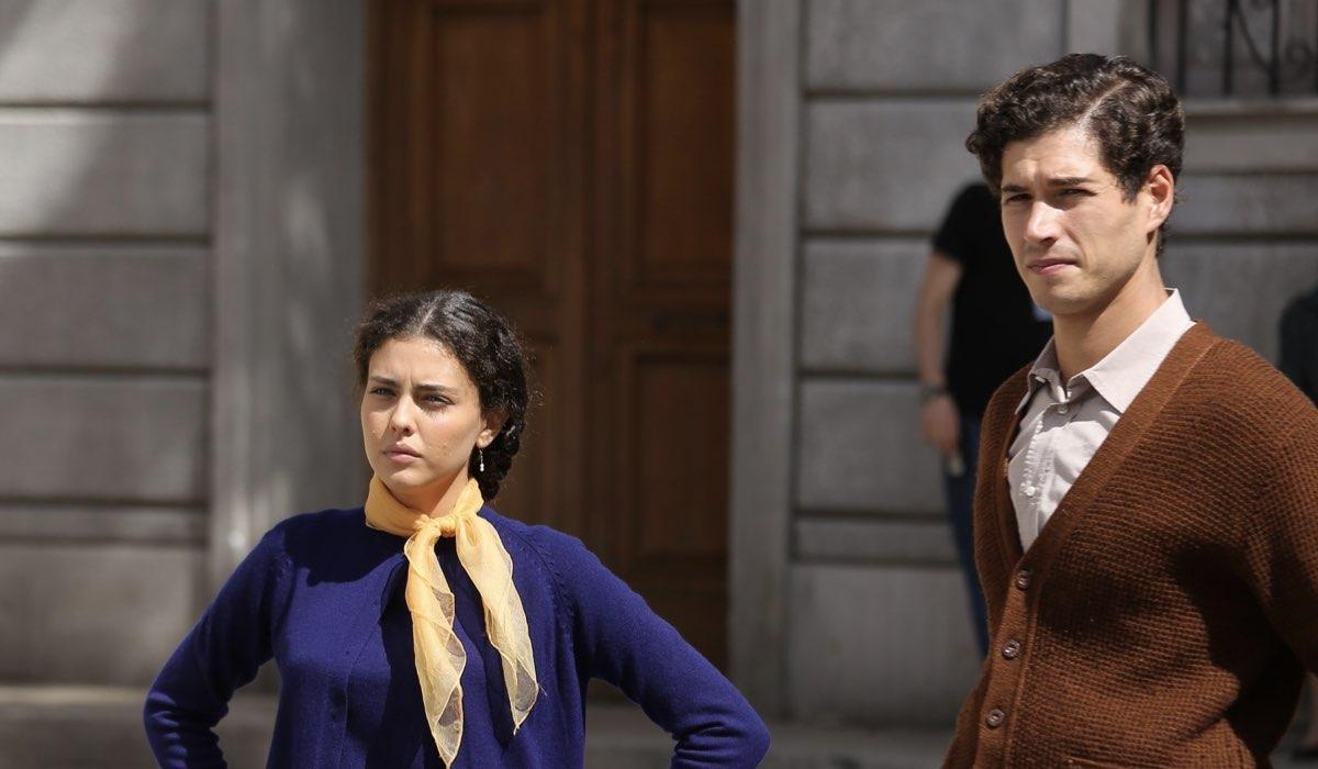 Il Paradiso Delle Signore Daily: Chiara Russo e Giancarlo Commare interpretano Maria Puglisi e Rocco Amato Credits P. Bruni e Rai