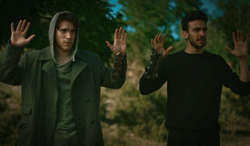 Salvatore Martines e Paolo Gentile In Assassins Credits: Prime Video