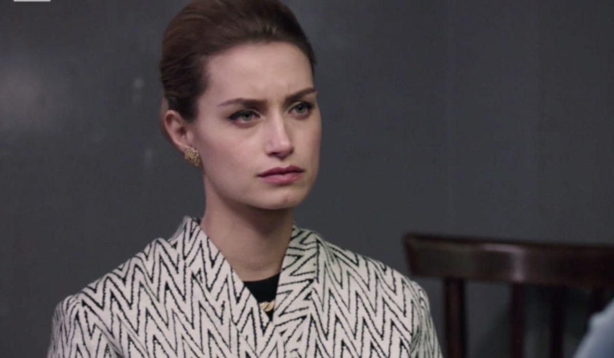 Il Paradiso Delle Signore 5, puntata 150: Ludovica Brancia Di Montalto interpretata da Giulia Arena. Credits: Rai