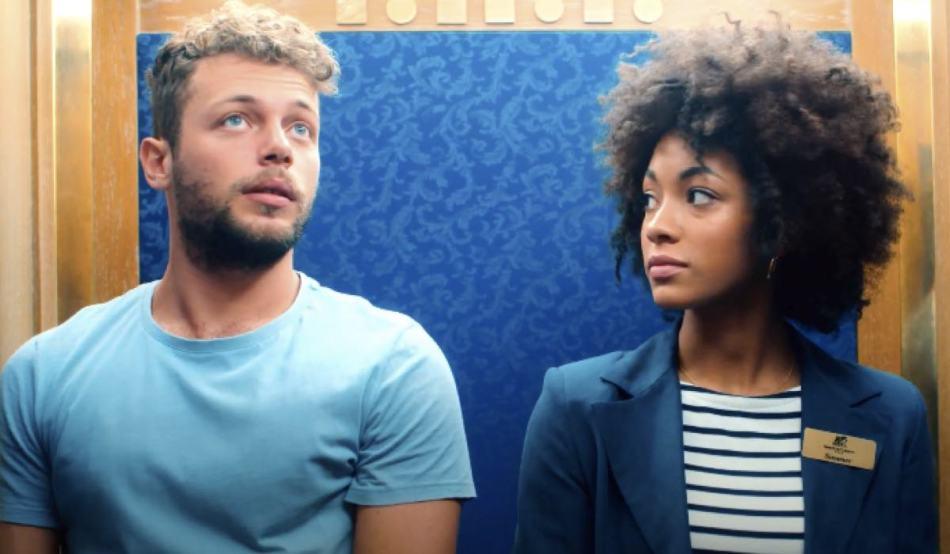 Ludovico Tersigni E Coco Rebecca Edogamhe Nel Trailer Di Summertime 2. Credits: Youtube E Netflix
