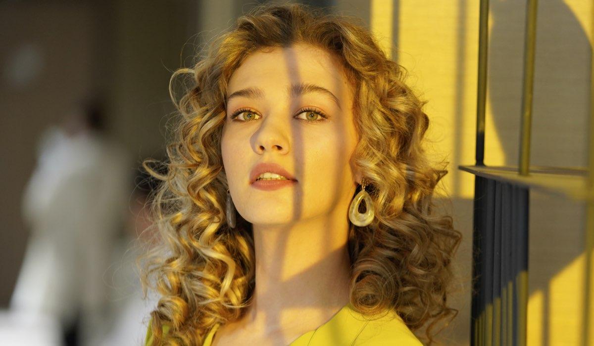 Melisa Dongel (Ceren In Love Is In The Air). Credits: Mediaset