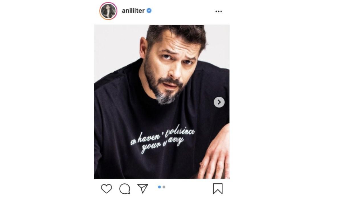 Screenshot Di Una Foto Di Anil Iter (Engin In Love Is In The Air) Condivisa Sul Suo Profilo Instagram Ufficiale