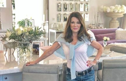 Lisa Vanderpump Instagram Real Housewives of Beverly Hills