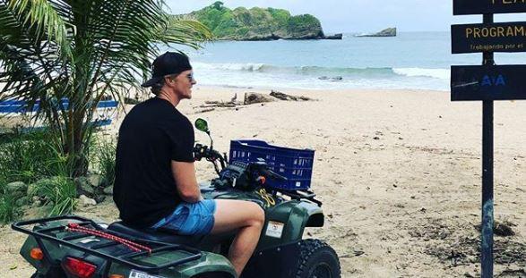 Thad Luckinbill Instagram