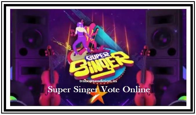 Super Singer Vote, Voting Online, Result, Polls