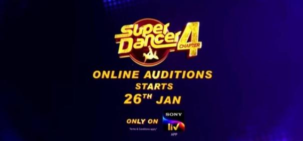 Super Dancer Audition, Date, Details