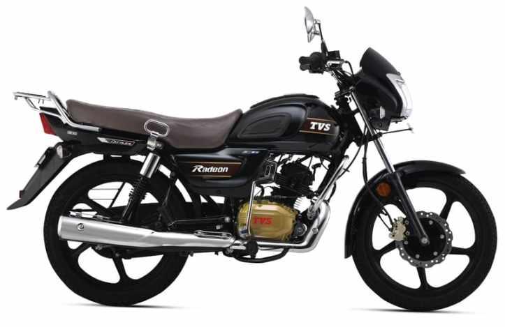TVS Radeon bs6 bike price in India