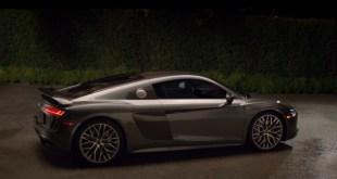 Song aus der neuen Audi R8 Werbung.