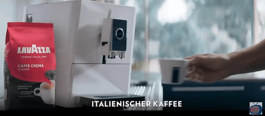 Lavazza: Lied aus der Werbung April 2017