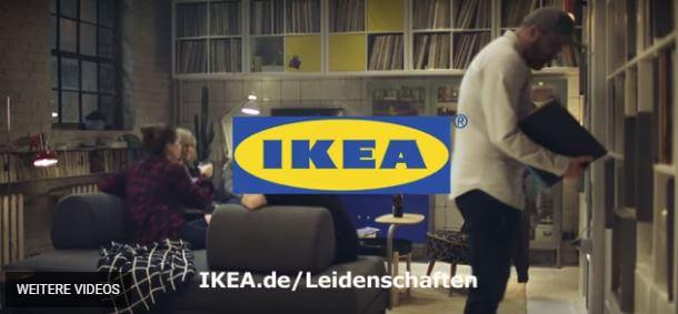 IKEA - Lied aus der Werbung Januar 2018