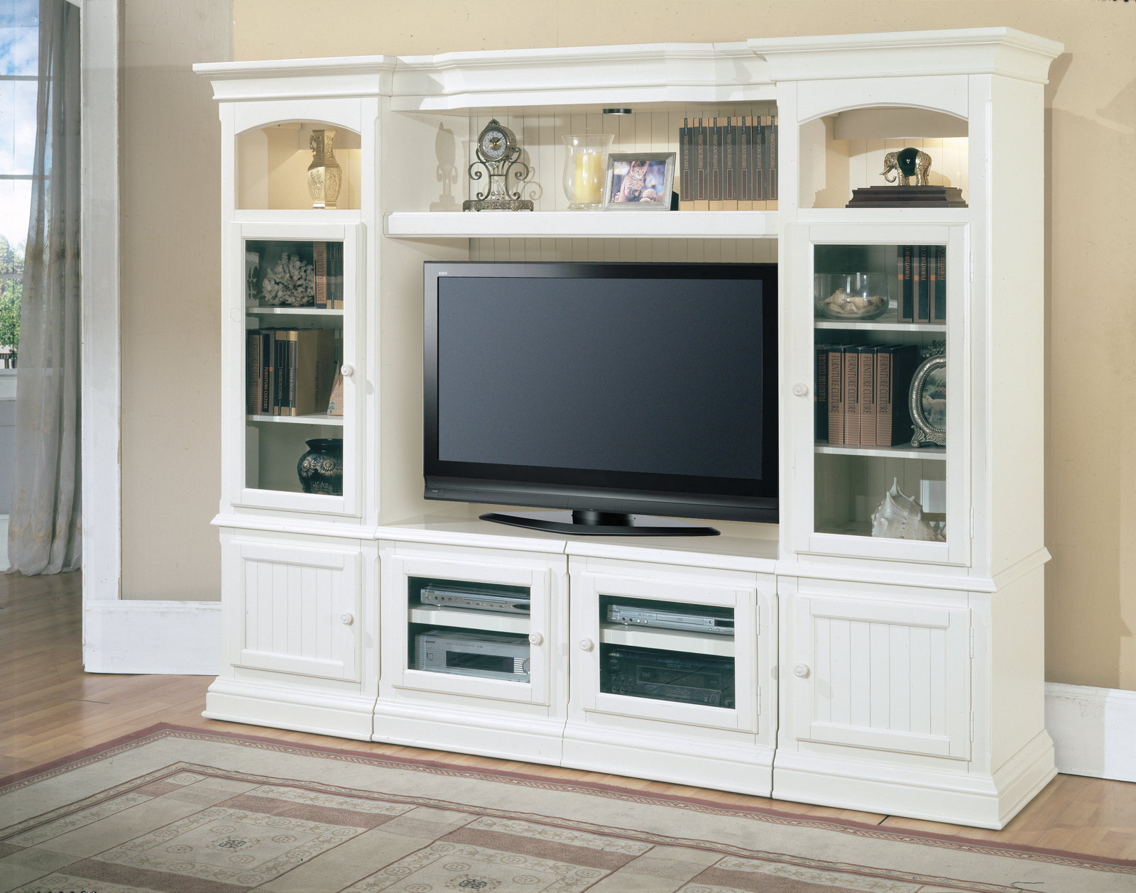 Parker House Hartford 48 72 Expandable Entertainment Wall