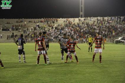 Campinense 0x1 Botafogo (109)