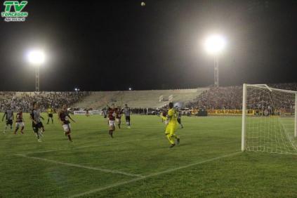 Campinense 0x1 Botafogo (110)