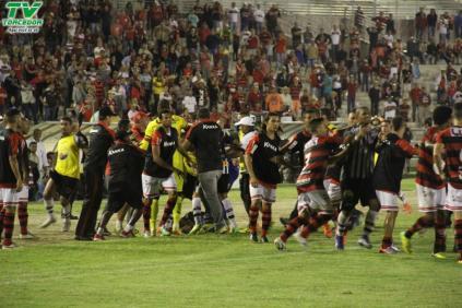 Campinense 0x1 Botafogo (119)