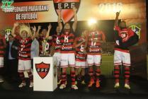 Campinense 0x1 Botafogo (180)