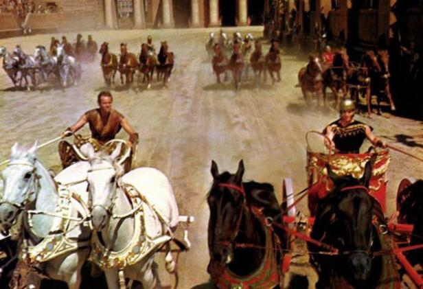 1959 movie of Ben-Hur