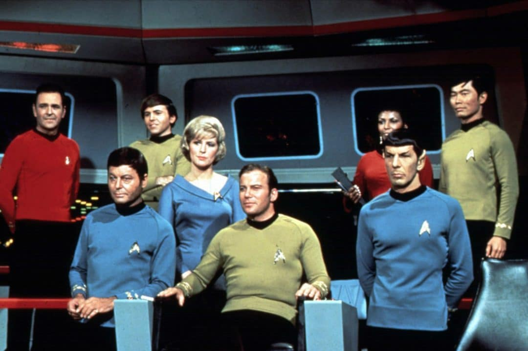 The 50th Anniversary of Star Trek: The Original Series