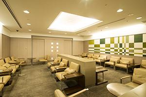 關西國際機場 (貴賓室服務) - JAL 國際線航班