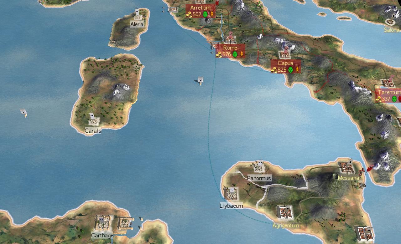 The Punic Wars 1 0