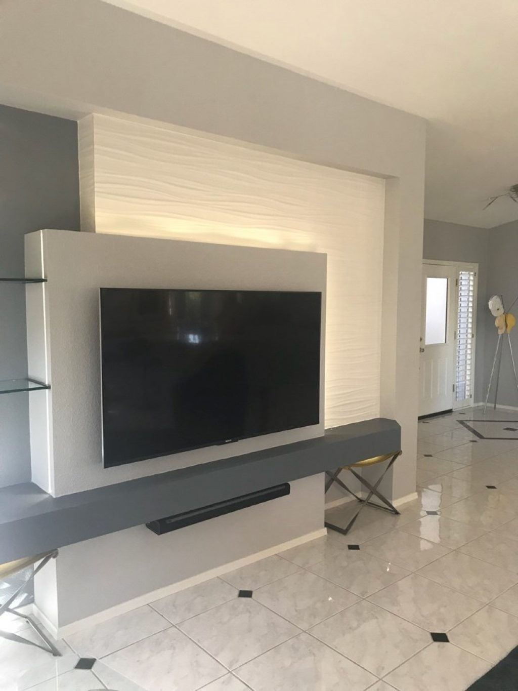 Custom Media Walls Gallery