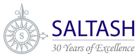 saltash logo - 30 years of excellence
