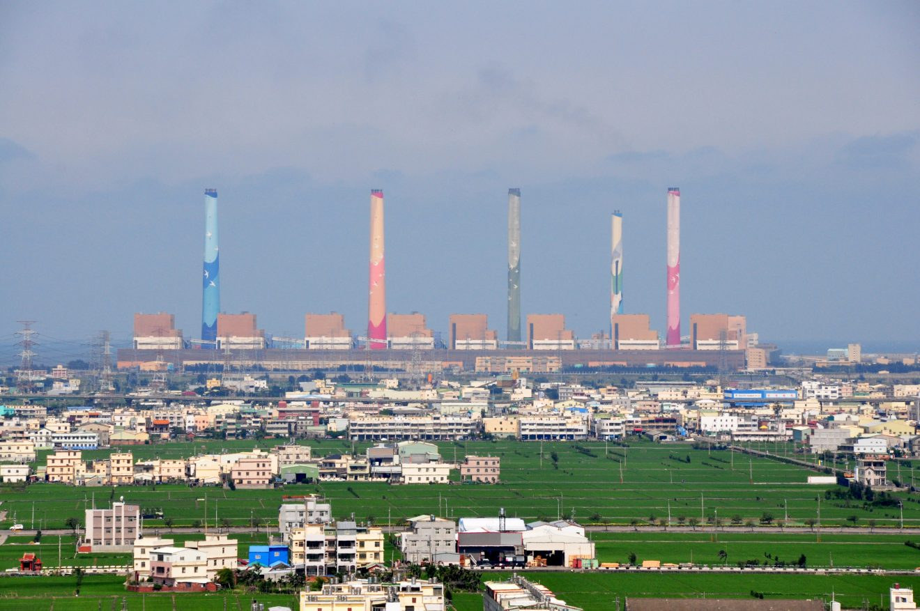 Taichung-Fire-Power-Plant