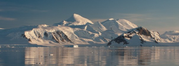 Antarctic Peninsula scenery by .