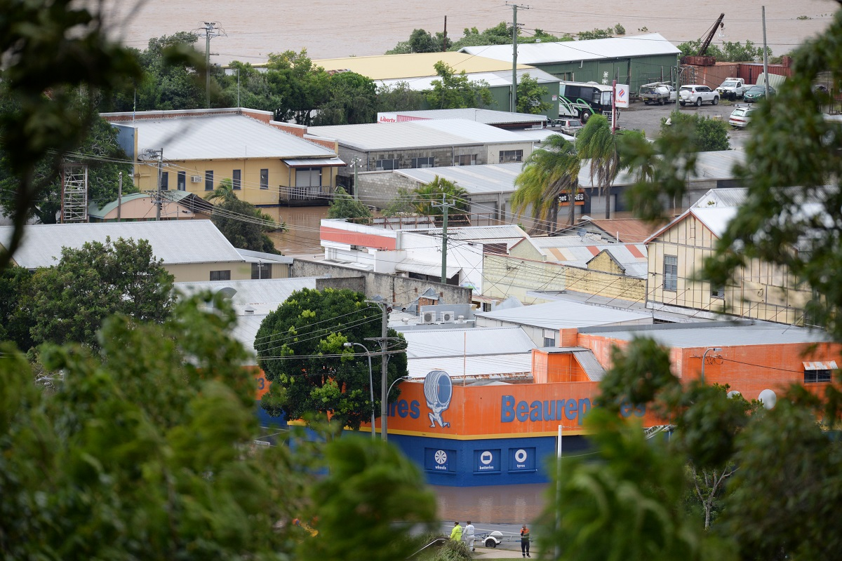 PM, NSW premier to visit NSW flood-hit