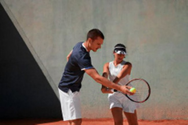 Apprendre le tennis plus rapidement