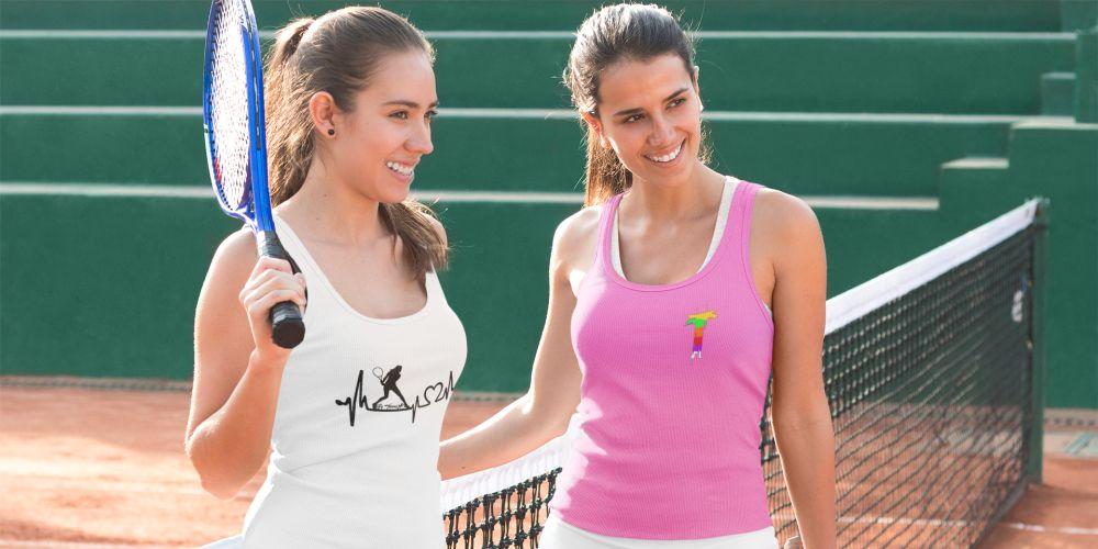 Collections vêtement tennis Femmes-Tweennis