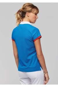 Polo Sport Femme - dos
