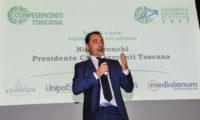 Nico Gronchi, confermato Presidente Confesercenti Toscana
