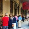 Anche per andare nei musei c'è chi si rivolge ai bagarini