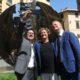 Firenze: statua di Helidon Xhixha in piazza san Firenze, ma il Tar toscano riammette le bancarelle in quegli spazi