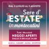 Sere d'estate a Montecatini