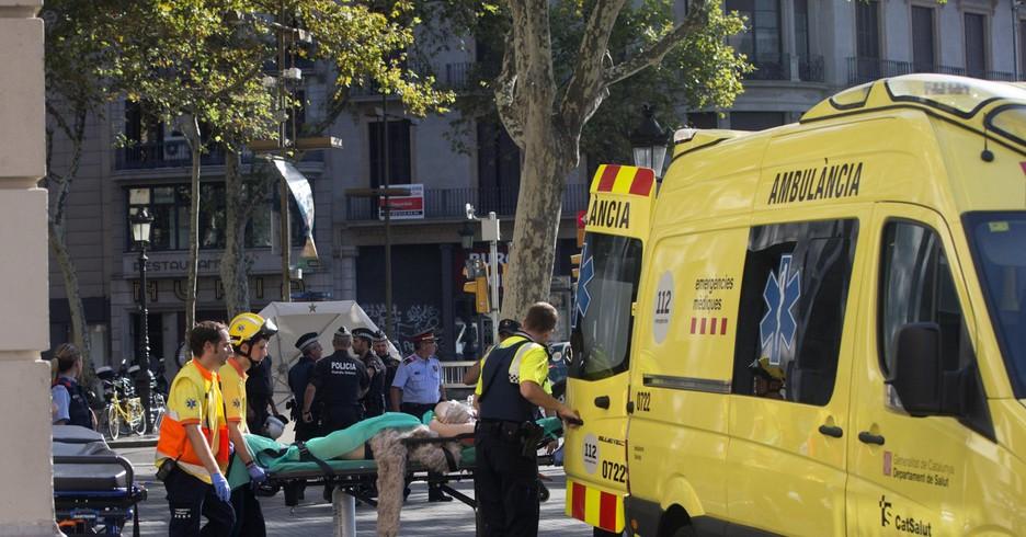 Barcellona: è strage. I morti sono 13. Ucciso presunto attentatore. Arrestato un magrebino
