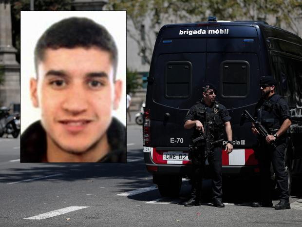 Barcellona: Younes Abouyaaqoub, il killer della strage, ucciso dalla polizia catalana