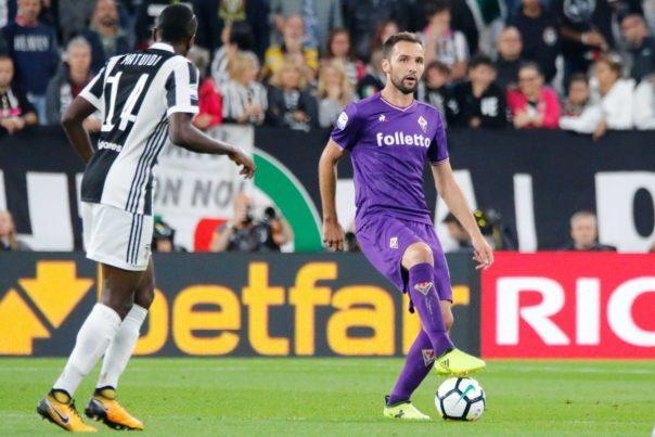 Fiorentina in 10 battuta dalla Juve (1-0). Ma l'hanno persa Pioli e Gaspar.