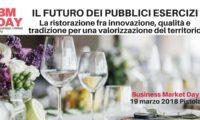 BMDAY. Lunedì 19 marzo a Pistoia, il futuro dei pubblici esercizi