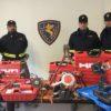 Firenze: in fuga dopo un furto speronano la polizia stradale. Arrestati tre uomini