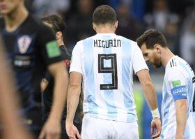 Mondiali 2018: Argentina travolta (0-3) dalla Croazia. Messi quasi fuori dal mondiale