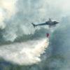 Grosseto: incendio a Monte Argentario. Vento di grecale sospinge le fiamme