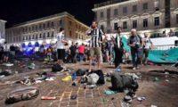 Torino, Piazza San carlo: comune e ministero dell'interno responsabili civili
