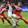 Champions: Ronaldo e Higuain spianano la strada alla Juve (0-2) anche in casa del Bayer Leverkusen