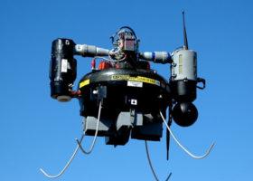Coronavirus: droni per i controlli della Polizia municipale. Multato chi prendeva il sole all'Albereta