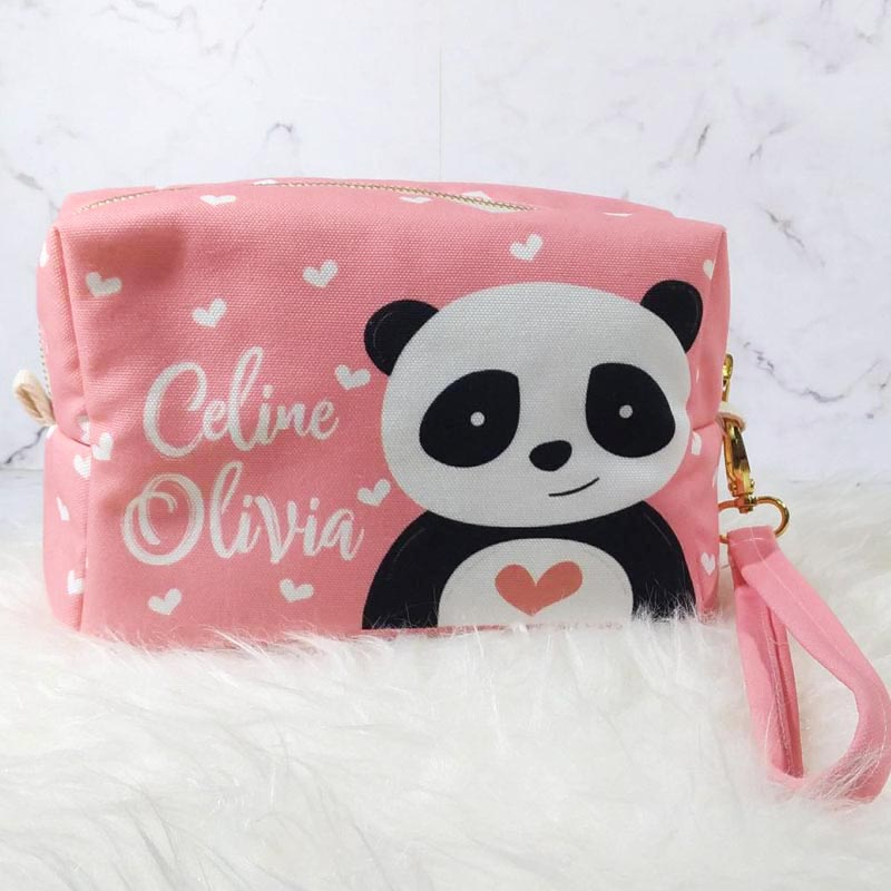 personalised pouch singapore | customised gift with name